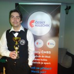 3. místo 10 ball, Petr Kavan