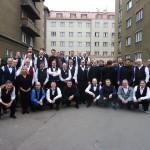 MR seniorů 8 ball - 2018, Harlequin Praha