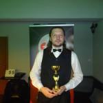 3. místo 8 ball, Tomáš Urbánek