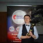 2. místo 14.1, Jan Mrňák