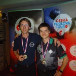 Vítěz Jan Meisner, 2. místo David Žalman