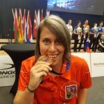 Mistrovství Evropy - 3. místo 9 ball - ženy