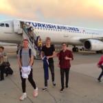 Cesta na Severní Kypr