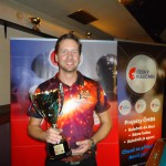 První místo, Michal Gavenčiak, MR 9 ball 20018