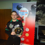 2. místo, Petr Urban, MPC Pardubice