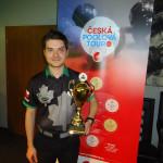 1. místo, David Žalman, MPC Pardubice