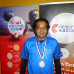 3. místo, Balan Arivukkannan