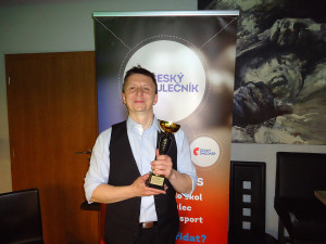 3. místo Jan Mrňák