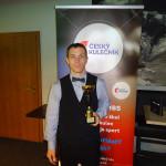 Tomáš Vančura, 3. místo 14.1