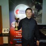 Robin Vladyka, 3.místo 9 ball