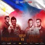 Filipíny - Česká republika 2019