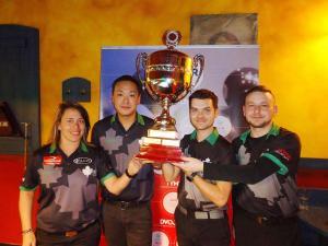 Vítězný tým MPC Pardubice A