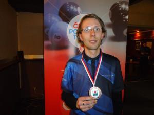 3. místo, Jan Meisner, ČPTour 9 ball 2020