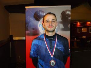 3. místo, Pavel Balaštík, ČPTour 9 ball 2020