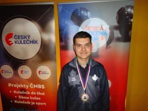 David Žalman, 3. místo
