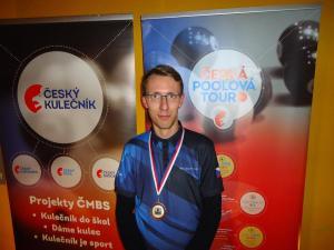 Jan Meisner, 3. místo