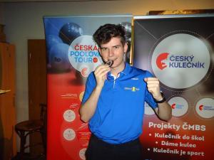 3. místo, Calvin Washburn