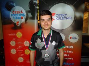 2. místo, David Žalman
