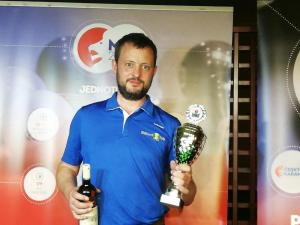James Akenhead, 2. místo
